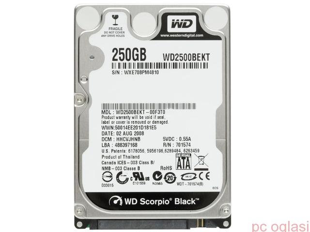 HDD za laptop