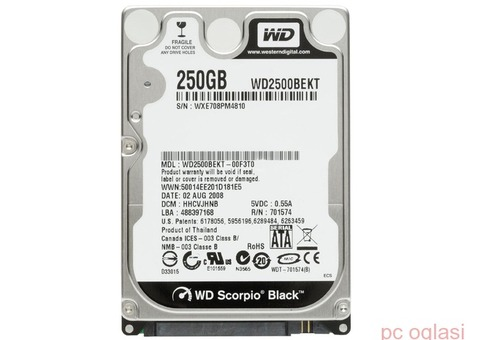 HDD za laptop