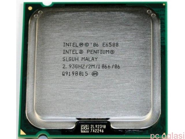 Procesor intel DualCore e6500