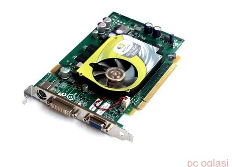 Kupujem grafičku kartu NVIDIA GeForce 6600GT